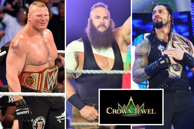 WWE Crown Jewel pay-per-view in doubt over Saudi Arabia tensions following murder of US journalist Jamal Khashoggi