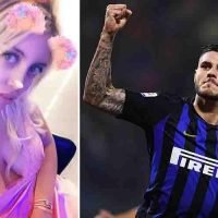 Mauro Icardi's wife Wanda takes break from lining up husband's potential move to Chelsea to share Instagram snaps