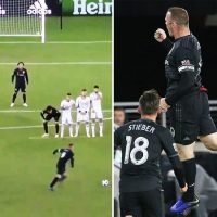 Wayne Rooney scores stunning 35-yard free-kick for DC United as Manchester United legend continues fine form
