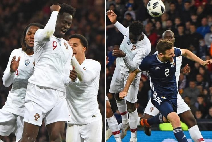 Scotland 1 Portugal 3: Bruma, Eder and Costa put Alex McLeish's side to the sword