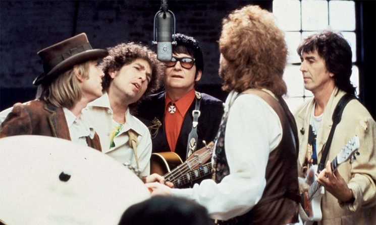 Traveling Wilburys' 'Vol. 1' Prepped for Picture Disc Vinyl Reissue