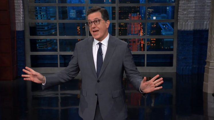 Watch Colbert, Kimmel Mock 'Beautiful Ted' Cruz for Getting Help From Ex-Rival Trump
