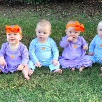 The Reason This Sextuplets Mom Doesn't Get Manicures Will Surprise You