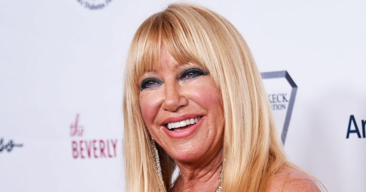 Suzanne Somers Opens Up About Regrowing Her Breast After Cancer
