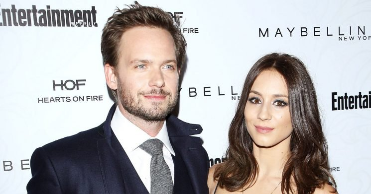 Troian Bellisario Welcomes First Child With Husband Patrick J. Adams