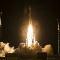 High-Tech Military Satellite Launched From Florida Atop A ULA Atlas V Rocket