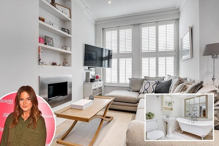 Binky Felstead puts her incredible £900,000 Chelsea flat on the market after split with Josh Patterson