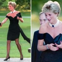 Princess Diana used 'revenge dress' to 'hit back' at Prince Charles on the same day he confessed to Camilla affair