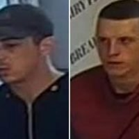 Cops hunt thugs who punched mum in the face after hurling abuse at her disabled daughter, 10, and two toddlers in McDonald's hate crime attack