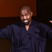 Kanye West Eats Bugs To Celebrate His Father 'Beating Cancer'