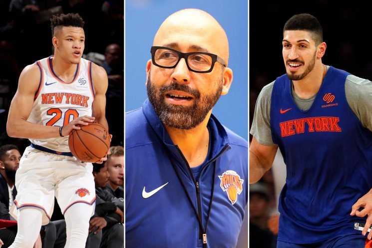 Knicks season preview: What they're really playing for
