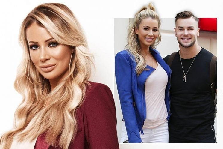 Olivia Attwood hints she's found love again as she films Celebs Go Dating finale in Greece
