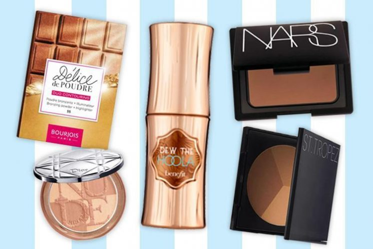 Best bronzers 2018: we test the best bronzers for contouring and sun-kissed skin