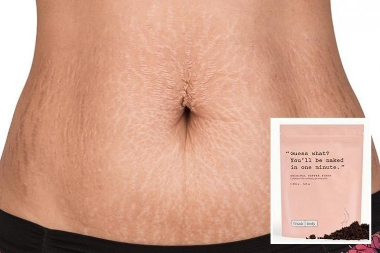 The 'miracle' £13 body scrub that people claim banishes scars, acne and stretch marks