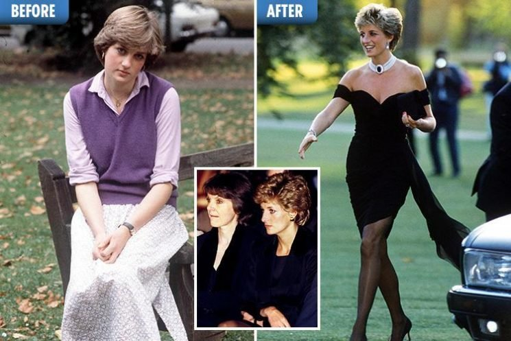 Princess Diana's best friend and fashion adviser Anna Harding has just passed away… and here's how she revolutionised the late Princess' wardrobe