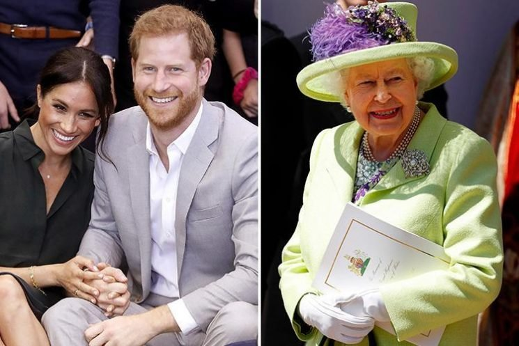 This is the huge honour that the Queen gave to Prince Harry hours before Meghan's pregnancy announcement