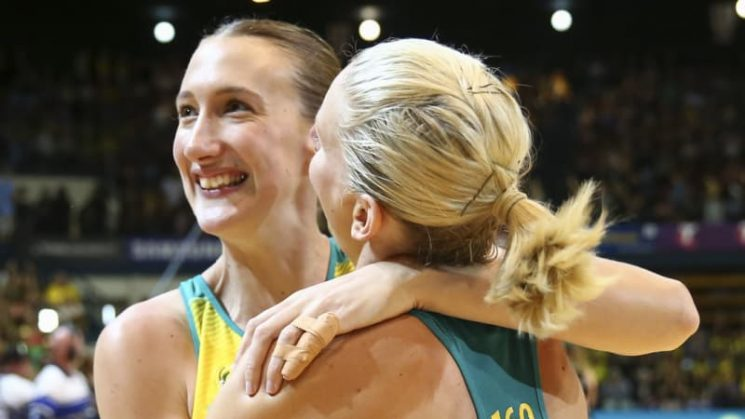 Diamonds close in on record Kiwi winning streak