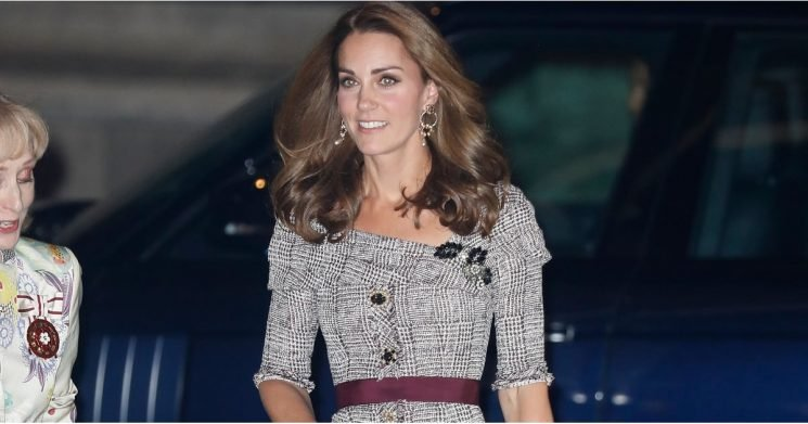 I've Spent Days Searching For Kate Middleton's Perfect Fall Dress, and Whoop, There It Is!