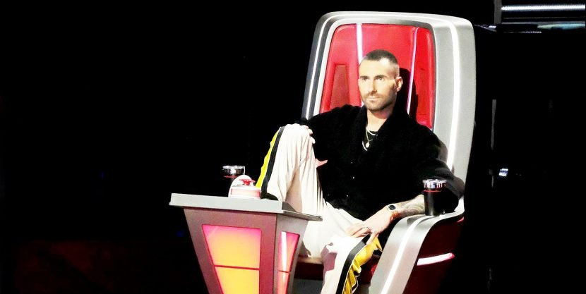 Have You Noticed Adam Levine's Extremely Weird Habit on 'The Voice?'