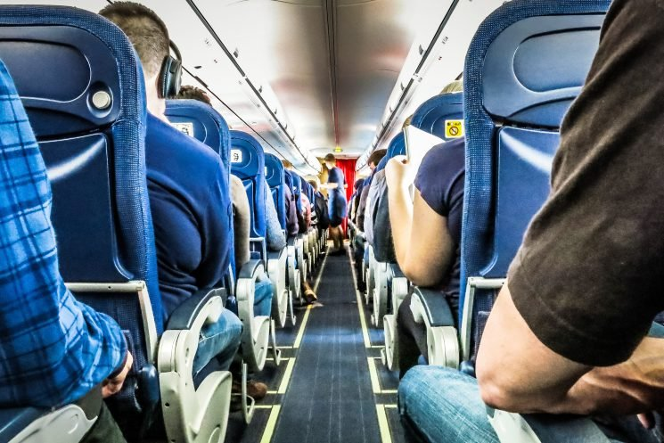 Photo Showing Child Allegedly Using Portable Potty 'Midflight' on Plane Prompts Online Outrage
