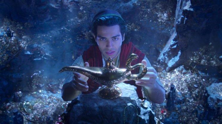 Disney Debuts 'Aladdin' Live-Action Teaser Trailer!