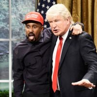 Alec Baldwin Returns to 'SNL' as President Trump to Spoof Meeting with Kanye West – Watch!