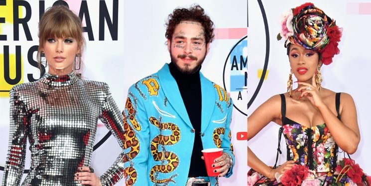 AMAs Best Dressed 2018 – 10 Must-See Red Carpet Looks!
