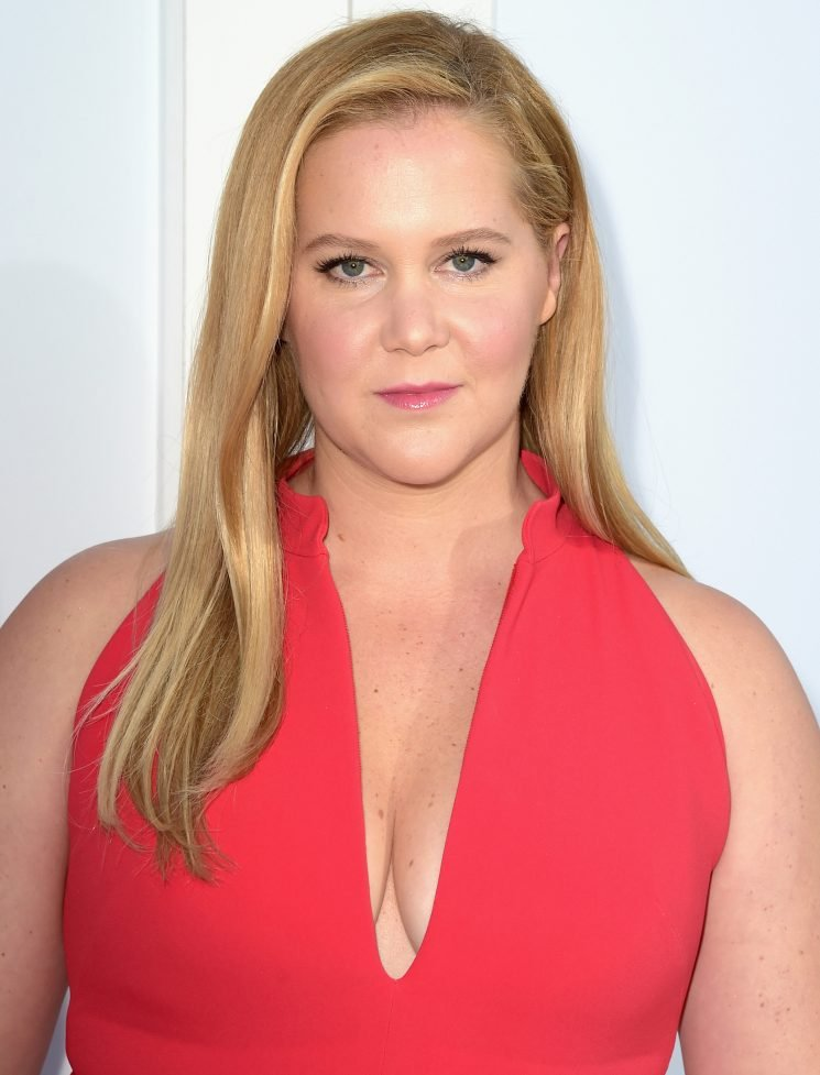 Badass Mom-to-Be! Amy Schumer Went Body Surfing and Marched in Washington While Secretly Pregnant