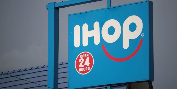 IHOP Just Opened Its First Location with a Full-Service Bar