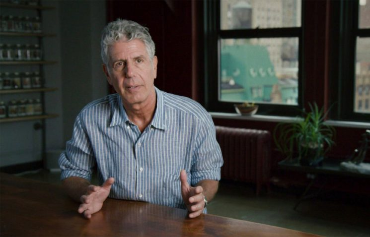 This College Is Offering a Class on Anthony Bourdain (But You Don't Have to Go There to Take It)