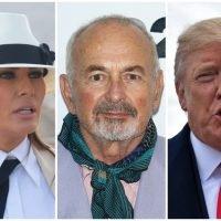 Arthur Elgort says Donald Trump stiffed him for Melania photos