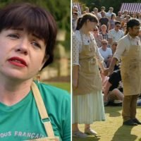 Fans devastated as Briony narrowly misses out on Bake Off final and is next to leave the tent
