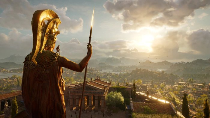 Video Game Review: 'Assassin's Creed Odyssey'