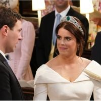 Jack Brooksbank's First Words When He Saw His Bride Princess Eugenie Will Make. You. Melt.