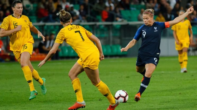 Matildas downed by France but loss yields lessons for World Cup