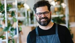 My day on a plate: Alejandro Saravia