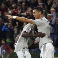 Ronaldo untroubled as Juventus maintain perfect start