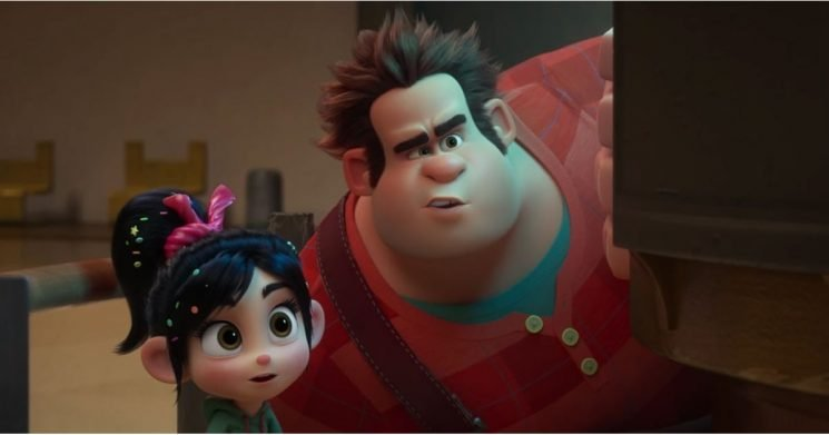 Ralph and Vanellope Break the Internet in the Adorable Trailer For Wreck-It Ralph 2