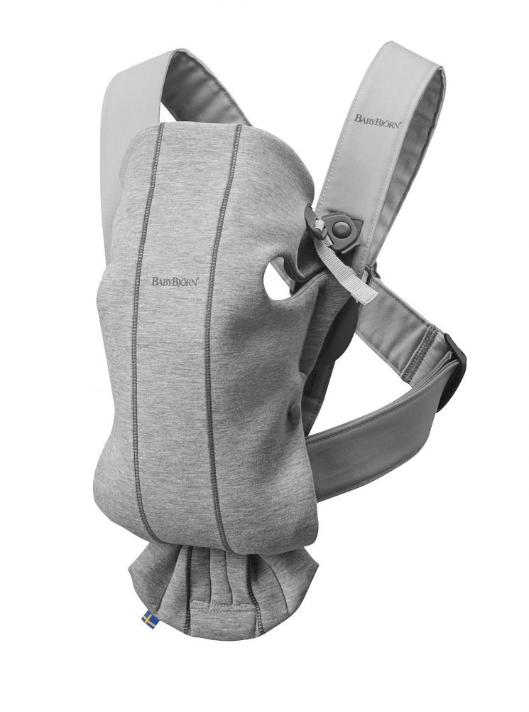 The One Baby Carrier That Saved My Sanity When Dealing With a Crying, Fussy Newborn