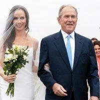 Of Course Barbara Bush Chose This Designer for Her Wedding Dress