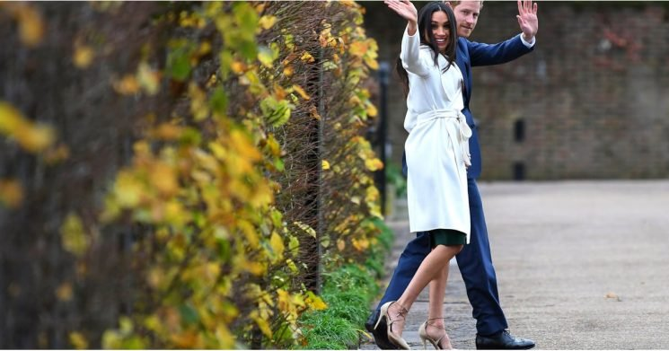 You Don't Need Binoculars to Zoom In on Meghan Markle's Go-To Heels —They're Obvious