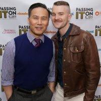 Former Law & Order: SVU Star BD Wong Marries Richert Schnorr