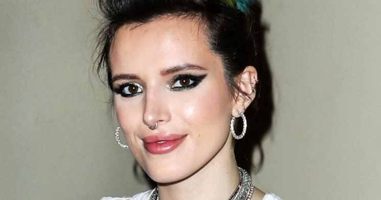 Today's Celeb to Join Team #NoShave: Bella Thorne