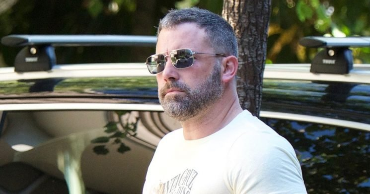 PICS: Ben Affleck Looks Super Buff and Healthy During Rehab Stint