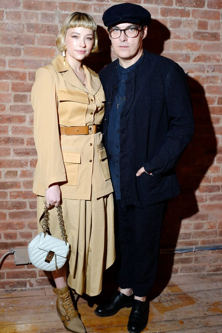 'The Girl on the Train's Haley Bennett and Director Joe Wright Expecting First Child Together