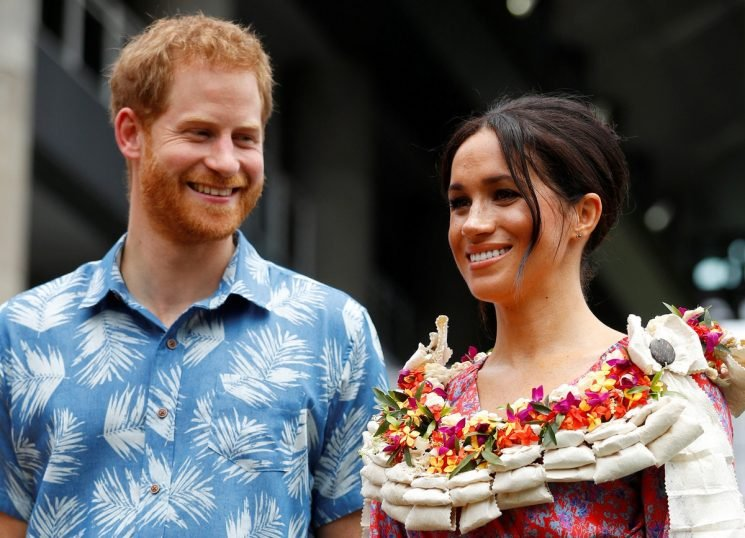 Meghan Markle's French Twist Hairstyle In Fiji Is Actually Major For This Reason