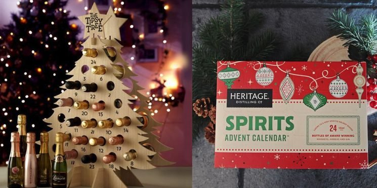 The Best Boozy Advent Calendars You Can Buy