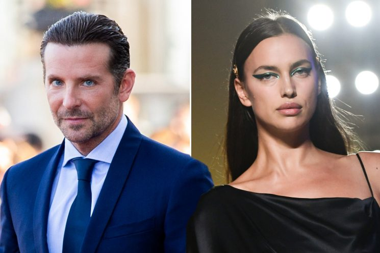 Bradley Cooper and Irina Shayk barely speak during dinner date