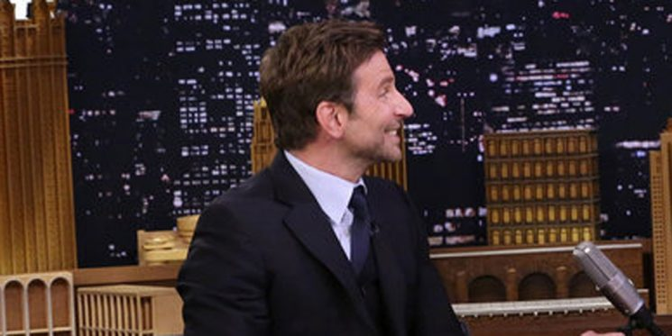 Bradley Cooper & Jimmy Fallon Leave Mid-Interview on 'Tonight Show' – Watch!
