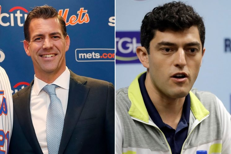 Mets' GM hunt is down to two after surprise elimination